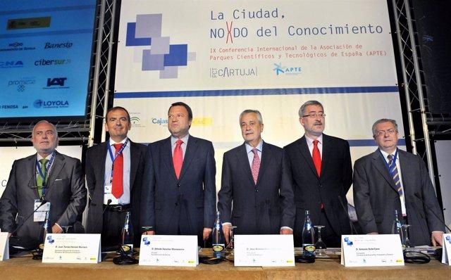 Inauguración Del Congreso De APTE