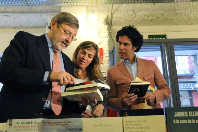 El Candidato Socialista A La Alcaldía De Madrid, Jaime Lissavetzky