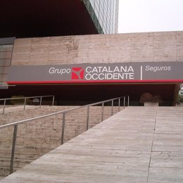 catalana occidente seguros edificio