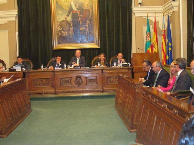 Pleno Del Ayuntamiento De Castellón