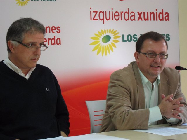 Ángel López Y Jesús Iglesias