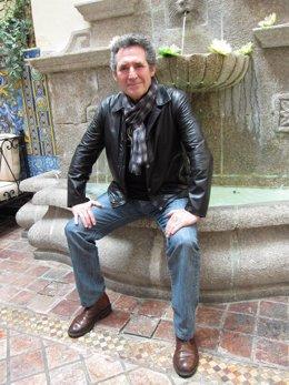 Miguel Ríos En El Hotel Mérida Palace De La Capital Extremeña