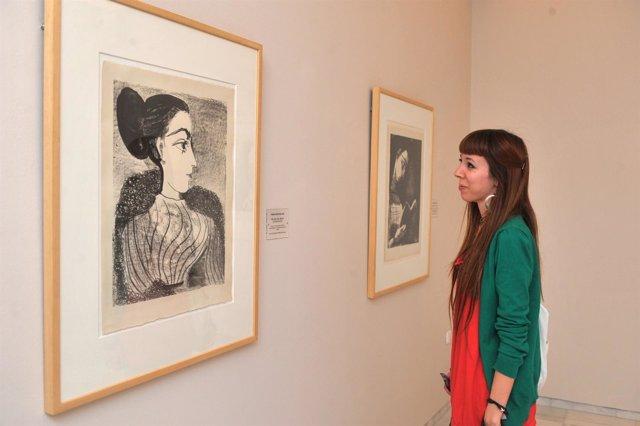 Exposición 'Picasso. Cherche La Femme'