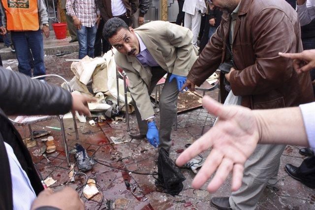 Explosión De Marrakesh