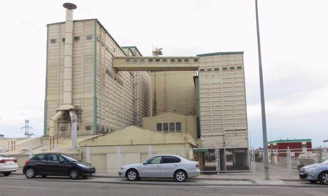 Fábrica de piensos de Hibramer en Valladolid.