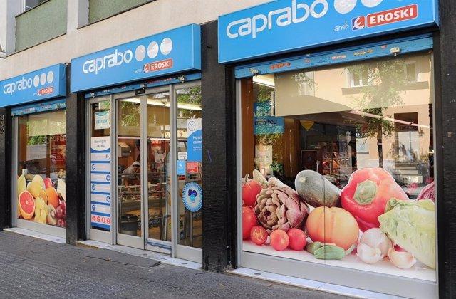 Tienda Caprabo