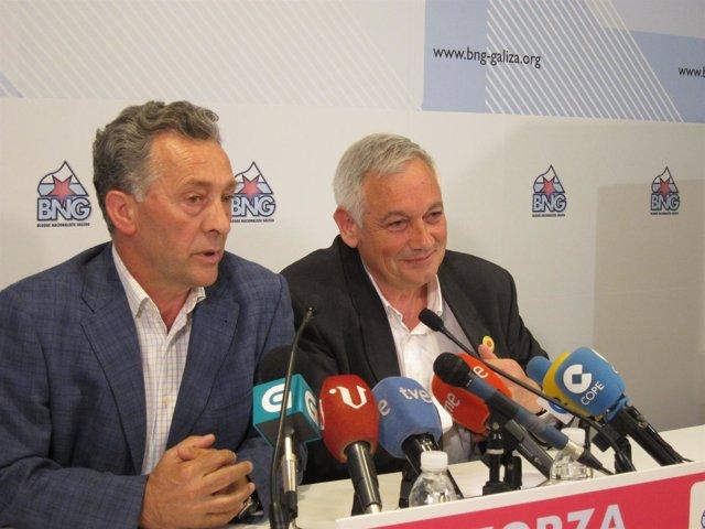 Xaquín García Couso Y Guillerme Vázquez