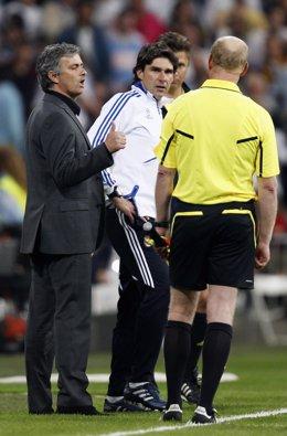 Mourinho Es Expedientado Por La UEFA
