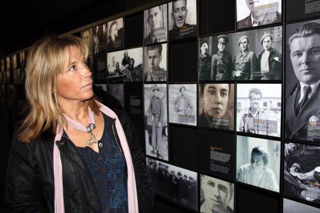 La vicepresidenta Joana Ortega, UDC.