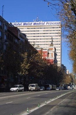 Meliá Princesa En Madrid