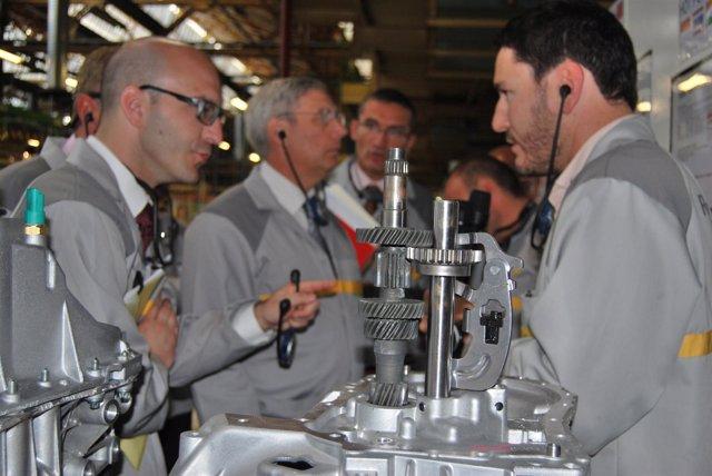 Caja Velocidades En Renault Sevilla