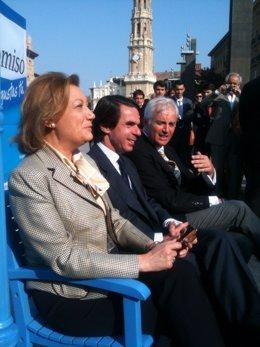 Aznar, Entre Rudi Y Suárez