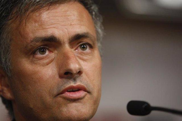 Entrenador Del Real Madrid, José Mourinho