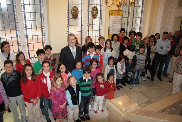 Celebración Del 'Día De La Conciliación' En La Delegación Del Gobierno