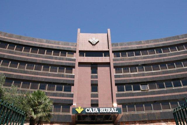 Sede de Caja Rural de Toledo