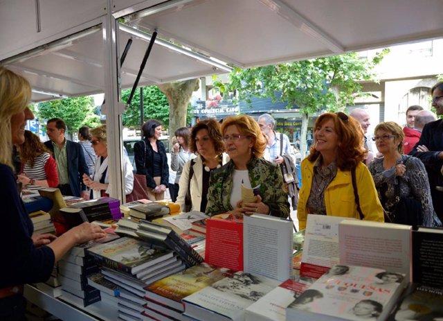 Inauguración Feria Del Libro