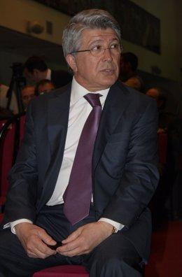 Cerezo - Presidente Club Atletico De Madrid