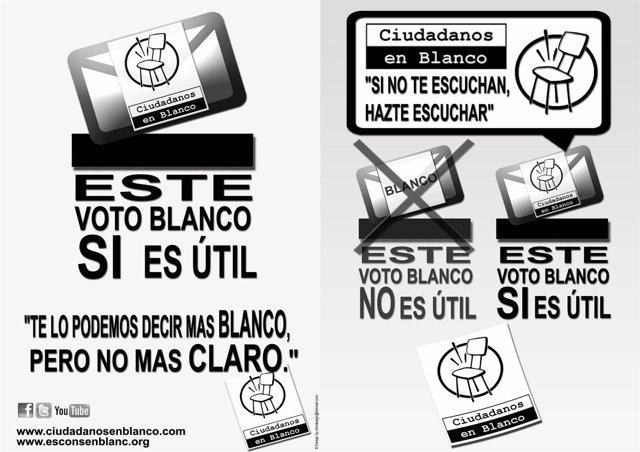 Ciudadanos En Blanco, Elecciones 2011
