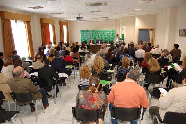 Imagen Del Congreso Extraordinario Del PSA
