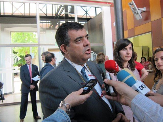 Roberto Sabrido En Declaraciones A Los Medios