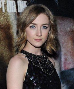 La Joven Actriz Saoirse Ronan