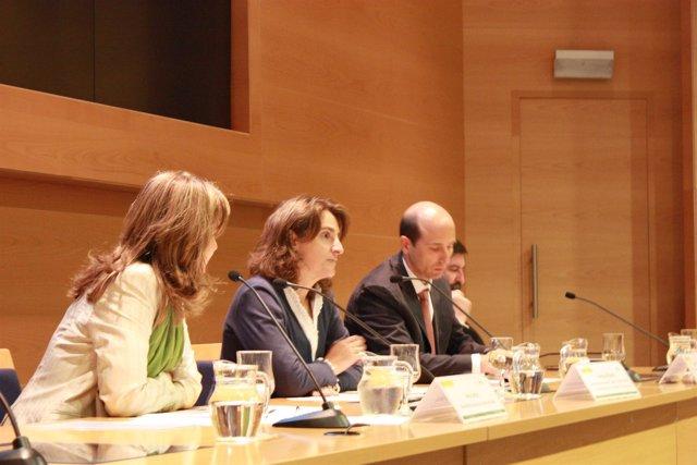 La Secretaria De Estado De Cambio Climático Presenta La Plataforma Biodiversia.