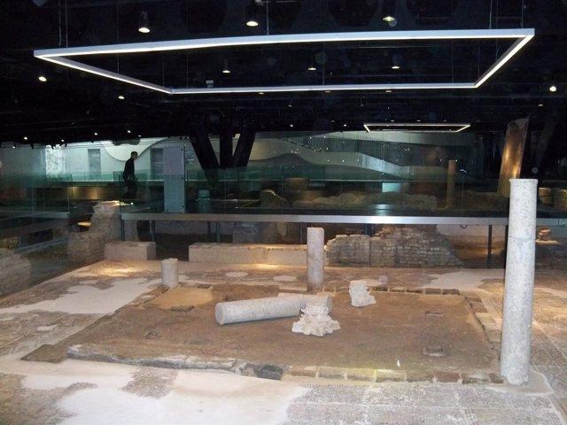 Antiquarium De Sevilla, Ubicado En El Espacio Metropol Parasol