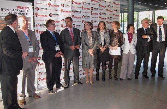 Inauguración En Valladolid Del XVII Congreso De Feafes