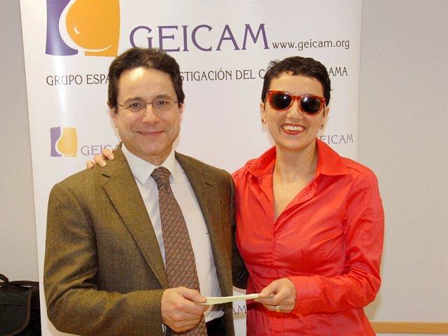 Luz Casal Dona 62.000 Euros A GEICAM