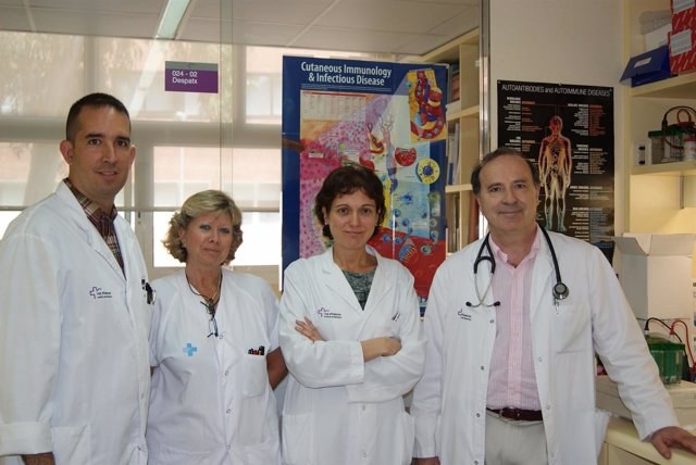 Investigadores Del VHIR
