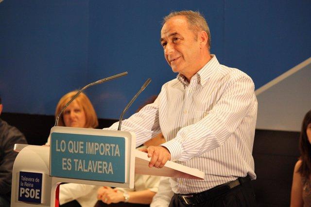 Alcalde De Talavera, José Francisco Rivas