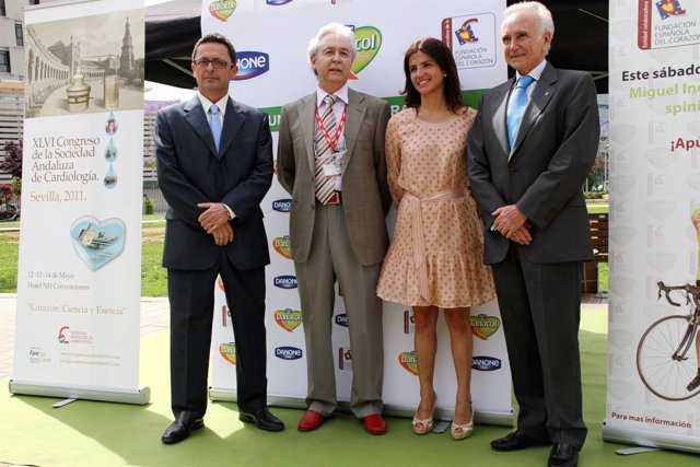 Expertos Participantes Del XLVI Congreso De La Sociedad Andaluza De Cardiología