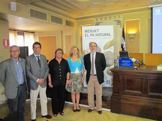 La consellera de Comercio, Industria y Energía, Francesca Vives