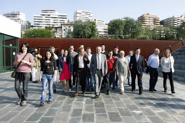 López Marcano En El II Encuentro Nacional De Bloggeros De Turismo