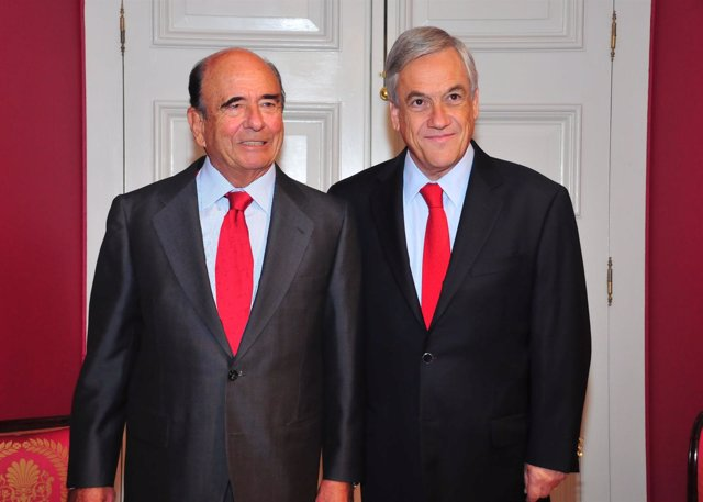 Botín Y Piñera