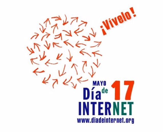 Logotipo Día De Internet