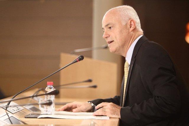Secretario Estado De Economía, José Manuel Campa