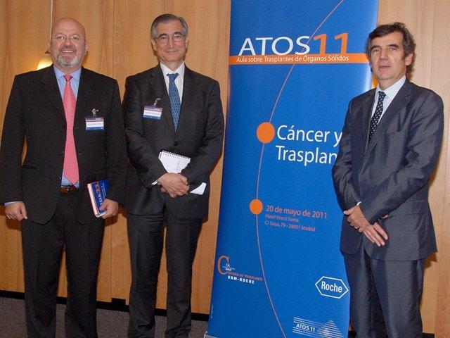 XI Aula De Trasplantes De Órganos Sólidos (ATOS