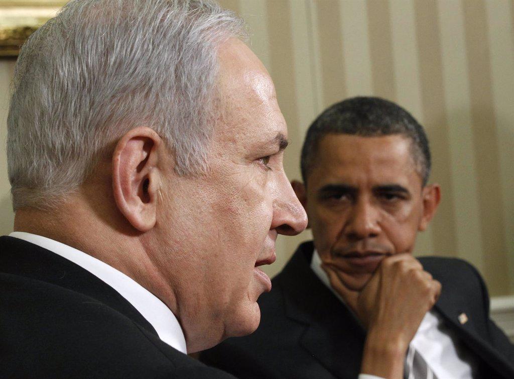 Netanyahu reitera su rechazo a la propuesta de Obama de un Estado ...