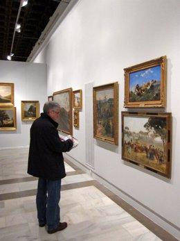 Colección de Mariano Bellver en el  Museo de Bellas Artes de Sevilla