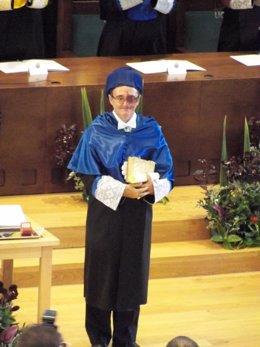 Barbacid Es Envestido Como Doctor Honoris Causa Por La UC