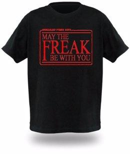 Camiseta Del Día Del Orgullo Freak 2011
