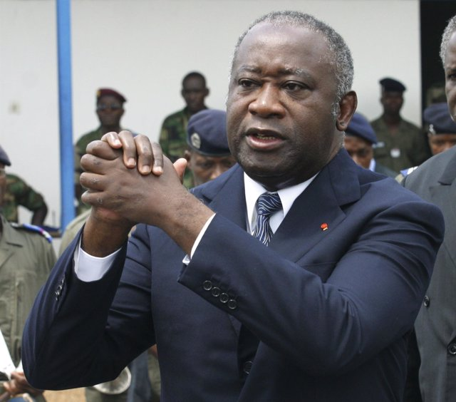 Ex Presidente De Costa De Marfil, Laurent Gbagbo