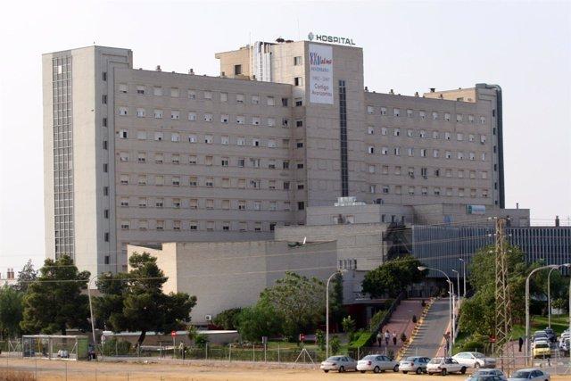 Hospital de Valme en Sevilla