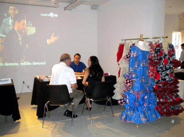 Encuentros Comerciales De Empresas Del Sector Del Flamenco En Estados Unidos