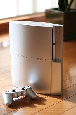Playstation 3 Gris Por Veroyama CC Flickr
