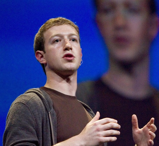 Mark Zuckerberg, el fundador de Facebook