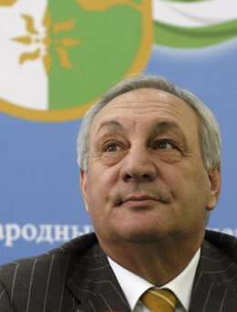 Sergei Bagapsh, Presidente De Abjazia
