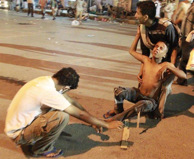 Represión En Yemen