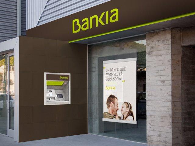 Bankia, marca comercial del SIP de Caja Madrid y Bancaja